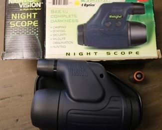 Night scope