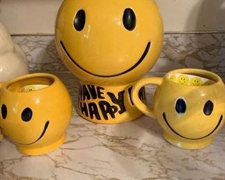 McCoy pottery.