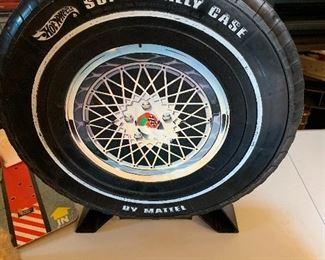 Mattel Hot Wheels Super Rally Case