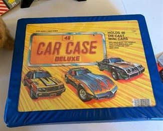 Hot Wheels 48 Car Case Deluxe