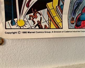 1980 Marvel Comics