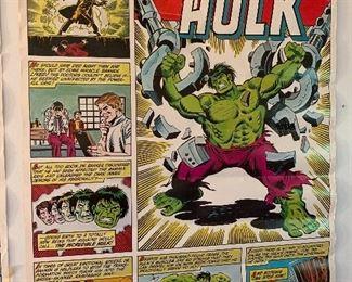 The Original Hulk comic