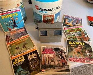 View Master and discs