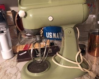 Vintage Kitchenaid mixer