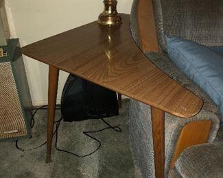Mid Century Modern boomerang table