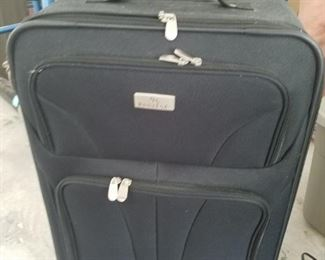 Soft sider luggage