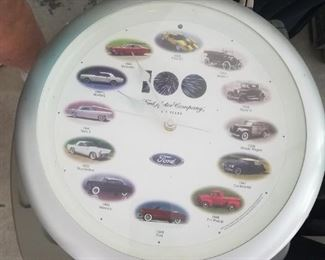 Fun car clock SOLD!