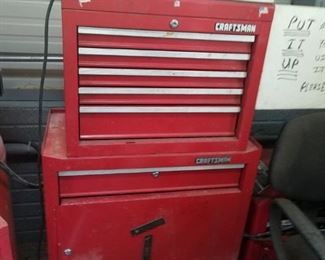 Craftsman Multidrawer Tool Chest $300