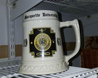 Marquette University Stein