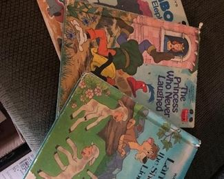 Great vintage children's books