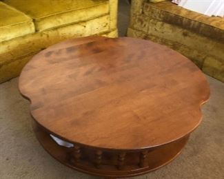 Gorgeous maple coffee table