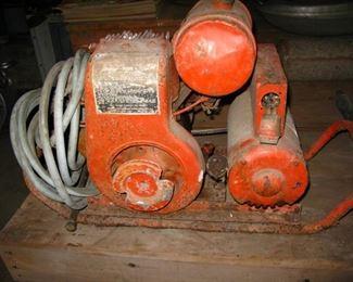 Wisconsin brand compressor