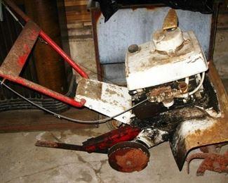 roto tiller for parts