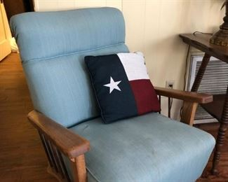 Rocker type chair