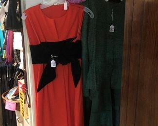 Expert seamstress vintage clothing