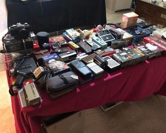 Gadgets, cameras and more!