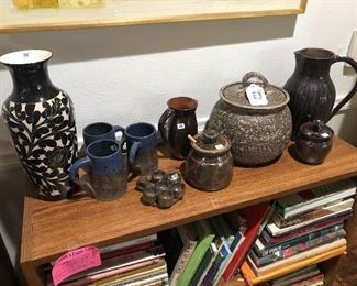 Pottery/signed