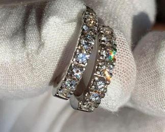 Bokara designer diamond earrings
