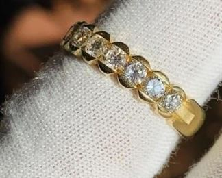 bokara designer diamond band