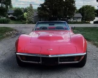 1972 Front End View