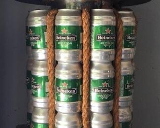 Heineken small table