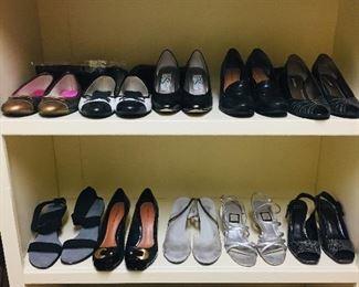 Designer ladies shoes