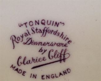 """Tonquin"" by Royal Staffordshire Dinnerware"