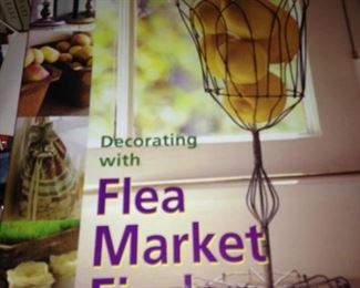 "Country Living ""Flea Market Finds"""