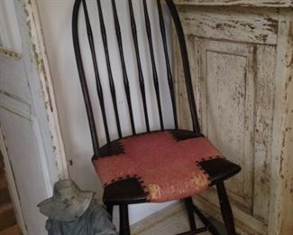 Small Windsor chair