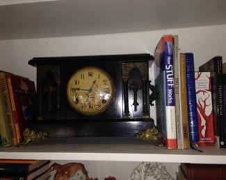 Another very old clock