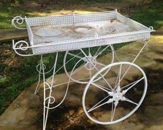 Patio cart