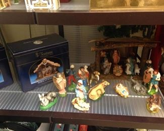 Fontanini Nativity (2.5 scale)