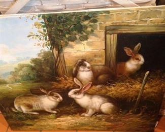 Bunnie art