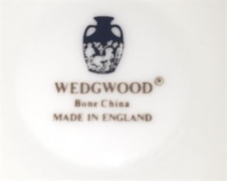 English Wedgwood bone china