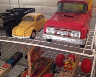 More vintage toys