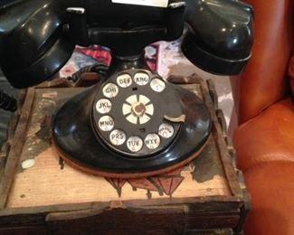 Fun vintage phone