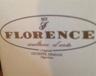 """Florence"" by Giuseppe Armani"