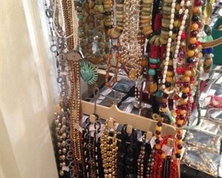 Many necklaces