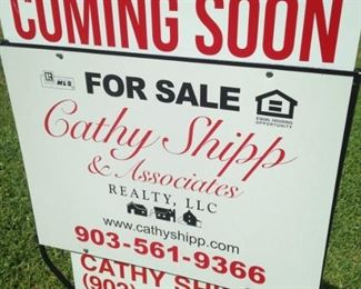Cathy Shipp is the listing agent for this house.