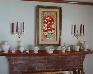 A variety of Lenox porcelain