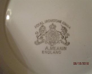 A. Meakin, England