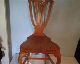Antique and Unique Chair