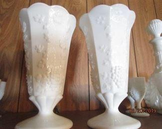 Westmoreland vases