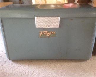 Vintage JC Higgins cooler with original box