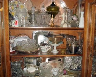 Loads of Glassware
