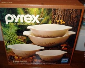 New in Box Pyrex