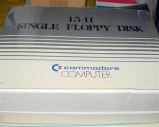 1980's Commodore Computer