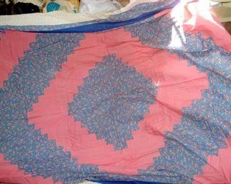 Vintage Quilt Top