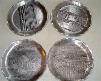 Aluminum Pittsburg Collectibles