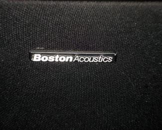 Pr Boston Acoustics Speakers